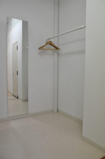 Women's change room