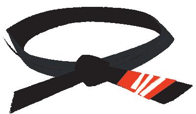 black-belt-illust