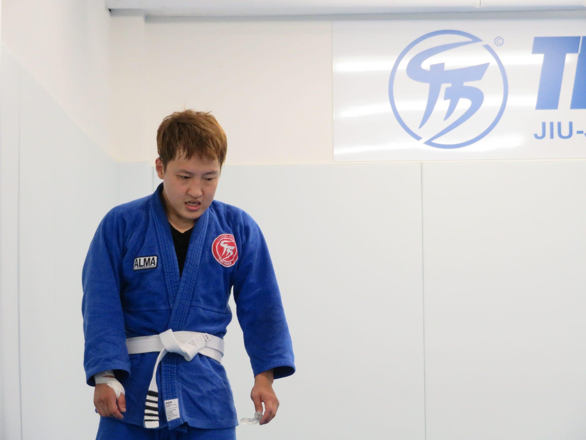 アイ・アム・ゴン | トライフォース柔術アカデミー Tri-force BJJ  アイ・アム...